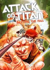 Attack On Titan Before The Fall
