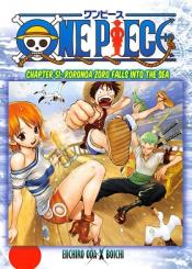 One Piece Roronoa Zoro Falls Into The Sea