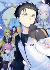 Rezero Kara Hajimeru Isekai Seikatsu Dai 4 Shou SeIIki To Gouyoku No Majo